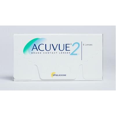 Контактные линзы ACUVUE 2 (поштучно)