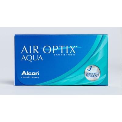 Контактные линзы AIR OPTIX AQUA (поштучно)